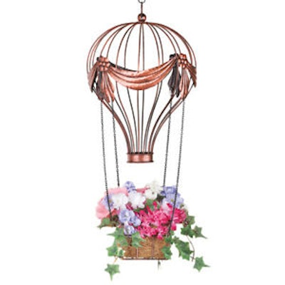 Hot Air Balloon Planter