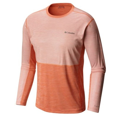 Men's Solar Chill Long Sleeve Shirt