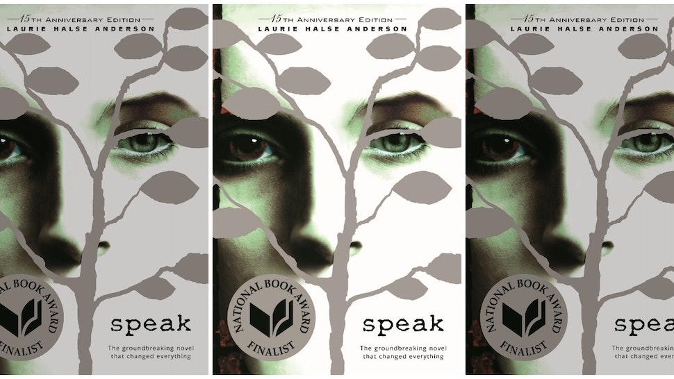 Speak by laurie halse anderson essay