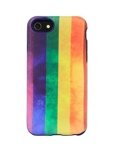 Rainbow LGBT Flag iPhone Case