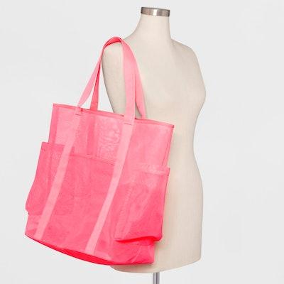 Women's Soft Mesh Tote Bag