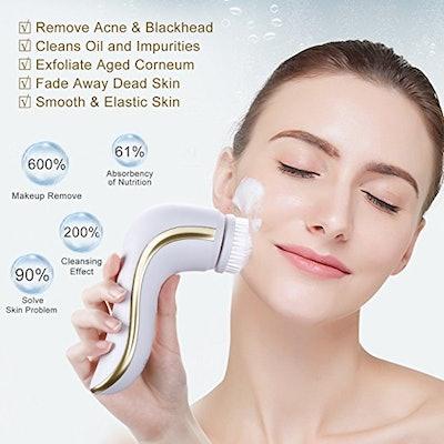 OKACHI GLIYA, Electric Facial Brush