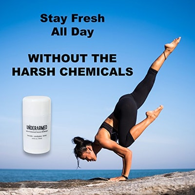 Super Natural Goods, Underarmed Deodorant
