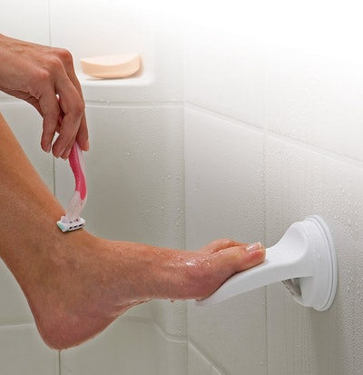 Changing Lifestyle Shower Footrest