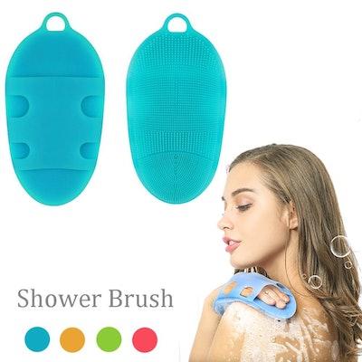 Soft Silicone Body Brush