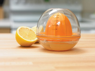 Progressive Dome Lid Citrus Juicer