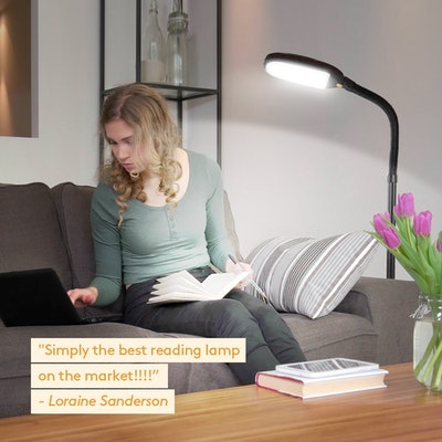Brightech, Litespan LED Reading Lamp