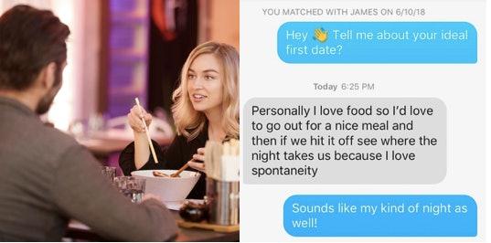 Tinder dating Iscriviti