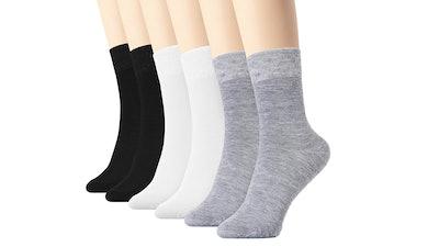 K-Lorra Thin Cotton Socks