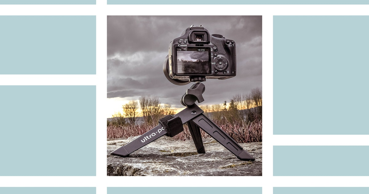 The 5 Best Travel Tripods