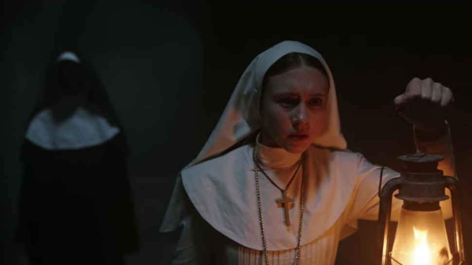 Image result for the nun movie images
