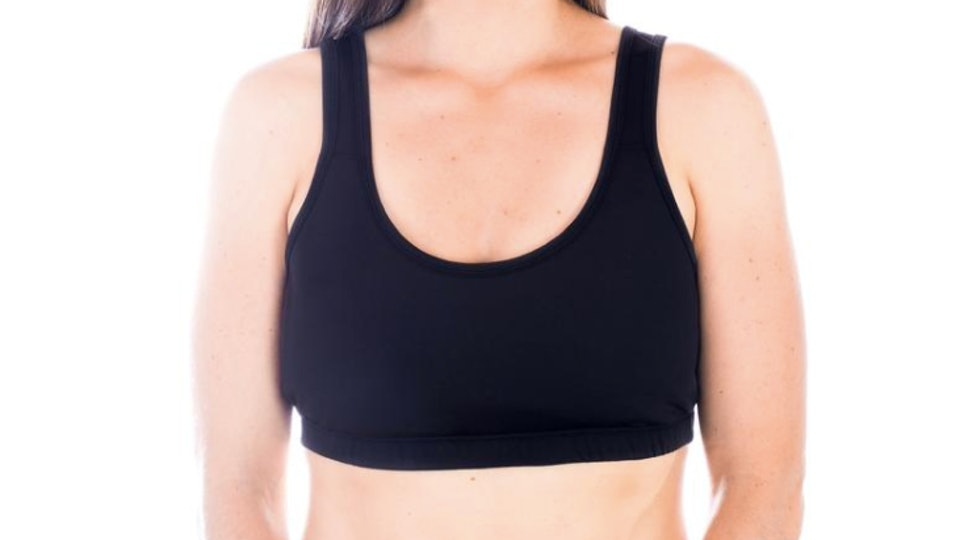 9482b9e931 This New Leakproof Nursing Bra Is A Game-Changer For Breastfeeding Moms