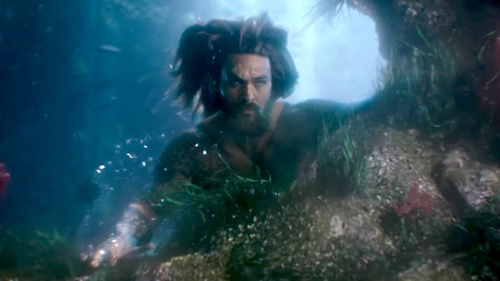 Here's How Aquaman Will Talk Underwater In The New Movie