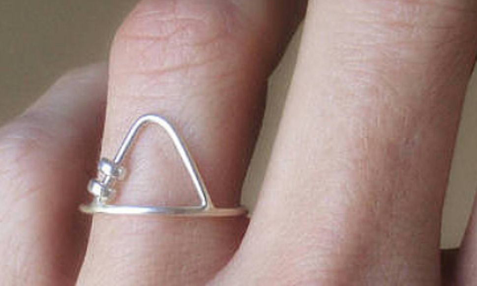What Are Fidget Rings The Stylish Jewelry Actually Has An Important Purpose