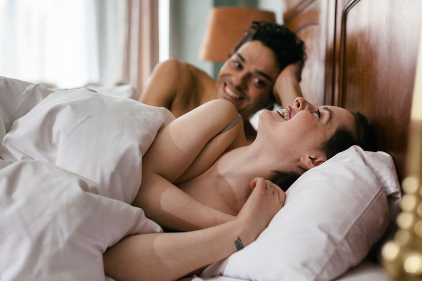 How to be intimate in sex