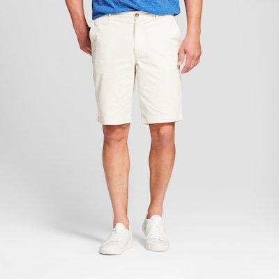 Men's Linden Flat Front Chino Shorts