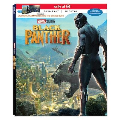 Marvel's Black Panther Target Exclusive (Blu-ray + Digital)