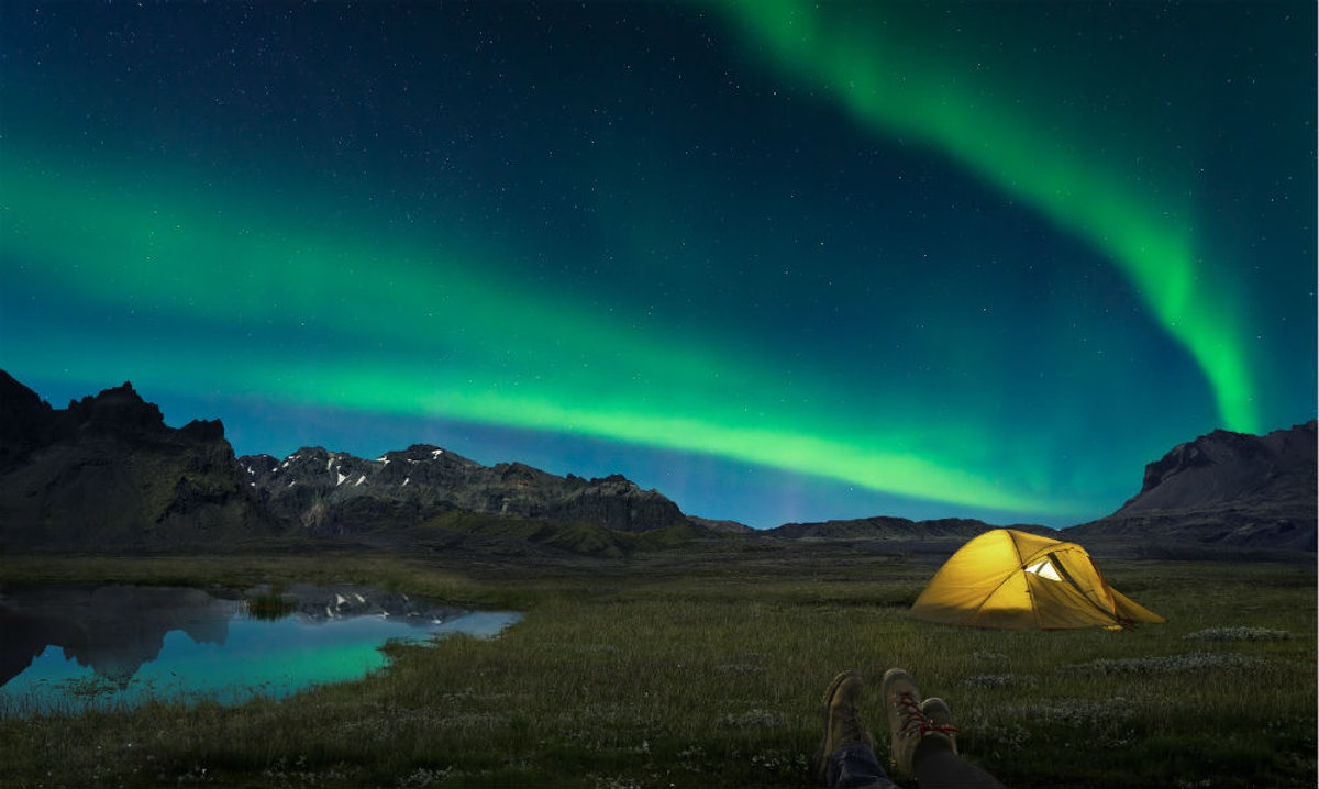 This Icelandair Flash Sale Is Offering All-Inclusive Travel Packages To See The Northern Lights For Under $700 & Where Do I Sign Up?