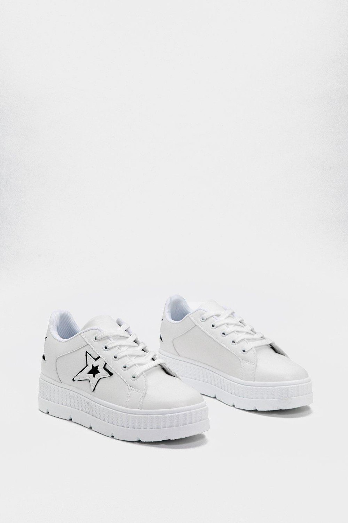Anything is Possible Star Sneaker