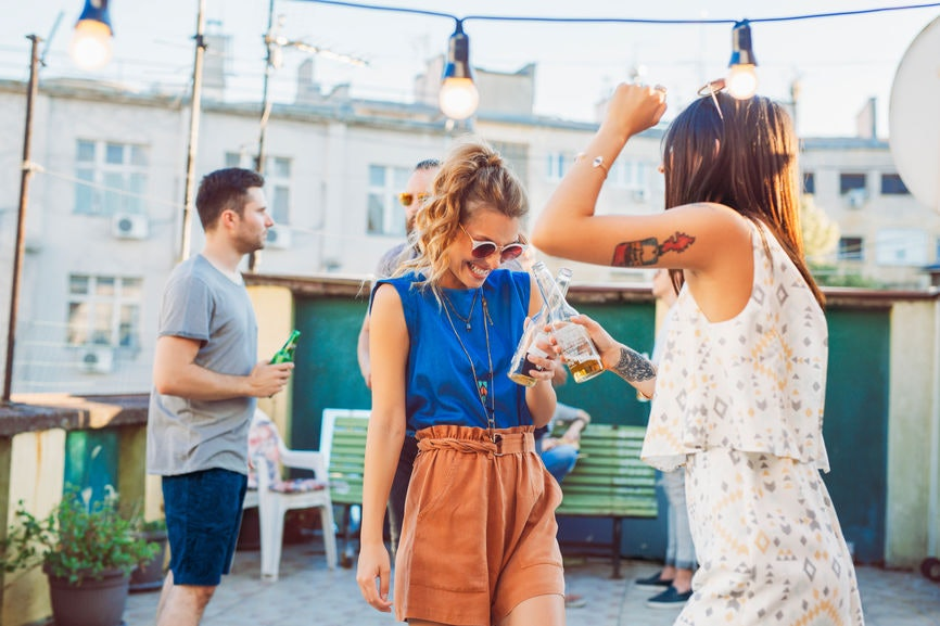 27 Rooftop Instagram Captions Because Its Almost Happy Hour