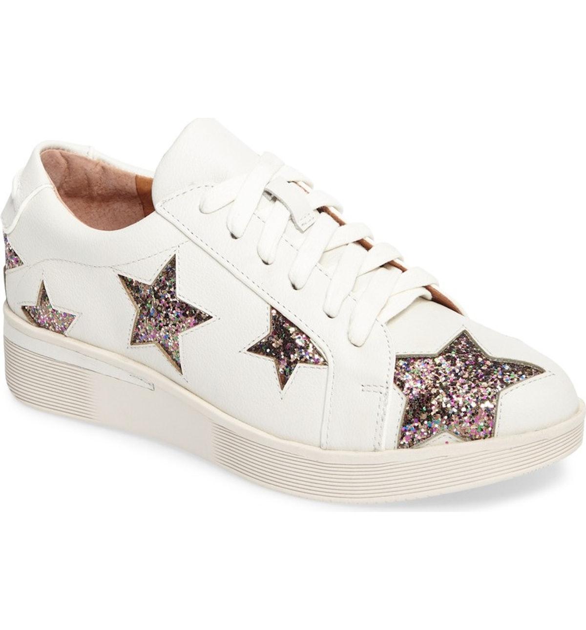GENTLE SOULS by Kenneth Cole Haddie Star Sneaker