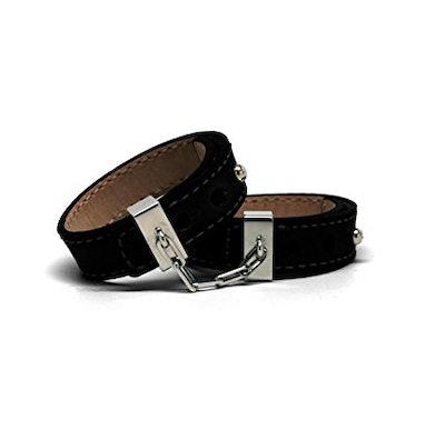 Crave Leather Cuff Bracelet