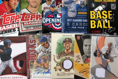 Baseball Cards of the Month Club