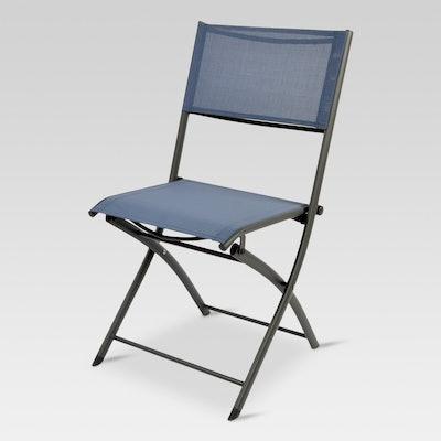 Sling Folding Patio Bistro Chair