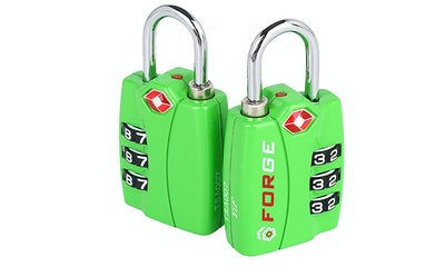 Forge Luggage Locks