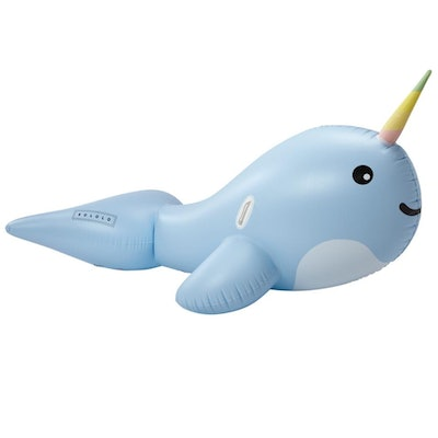 Giant Narwhal Float