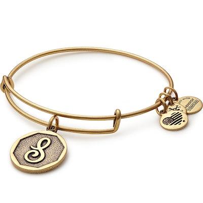 Initial Charm Bracelet