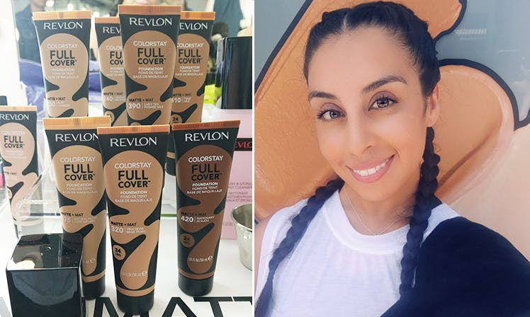 This Revlon Colorstay Full Coverage Foundation Review Proves It S Perfect For Girls Who Sweat A Lot