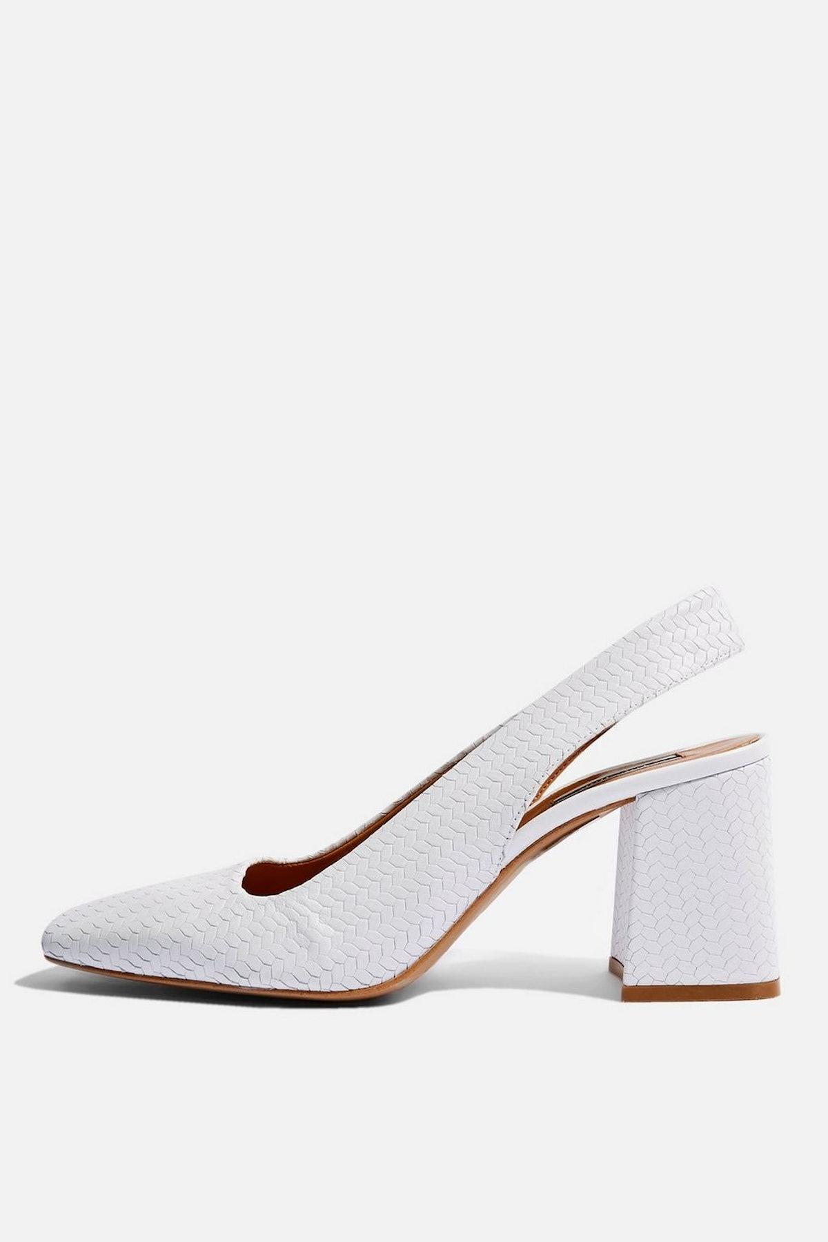 Gainor Slingback Heels