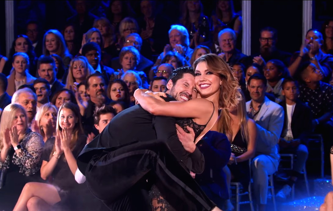 Pictures of romantic couples dating on dwts what happened