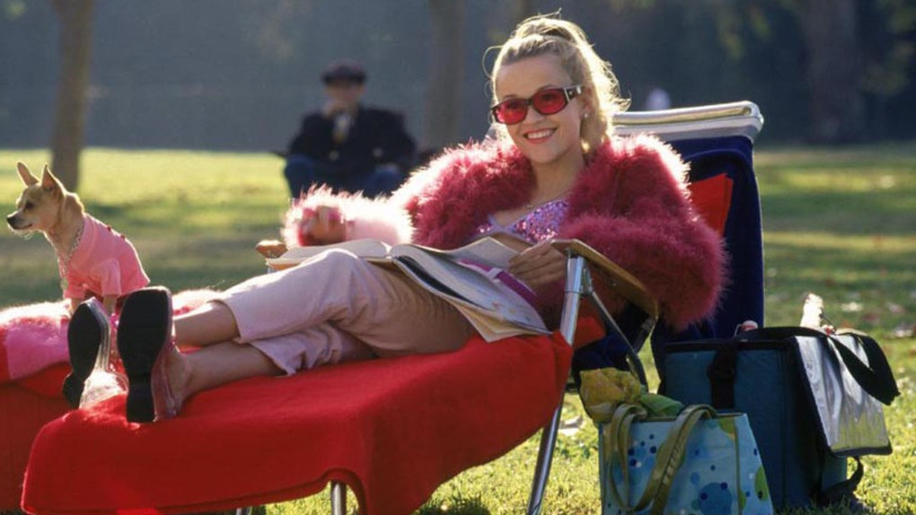 Which Legally Blonde Character You Are, According To Your