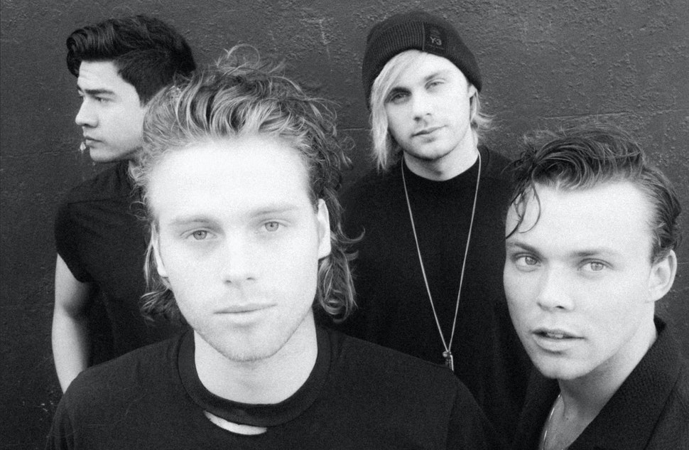 5 Seconds Of Summers Youngblood Took Inspo From These 80s Heroes Exclusive