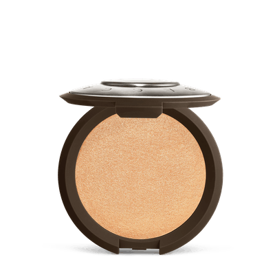 BECCA Cosmetics Shimmering Skin Perfector Pressed Powder in Champagne Pop