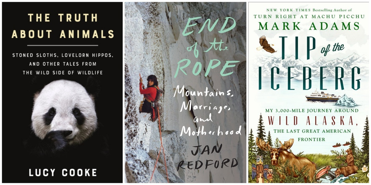 9 New Books About Nature & Hiking That You Should Add To Your Summer Reading List