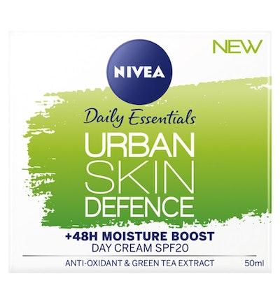 Nivea Essentials Urban Skin Day Cream