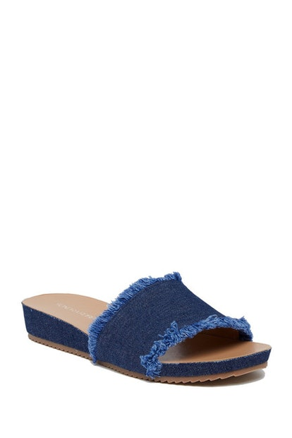 Sondra Roberts Penny Slide Sandal