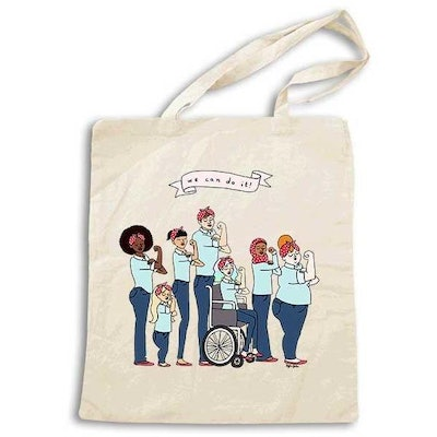 Intersectional Rosie Tote Bag