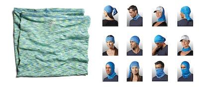 Mission Multi-Cool 12-In-1 Headwear