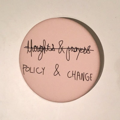 Policy & Change Pin