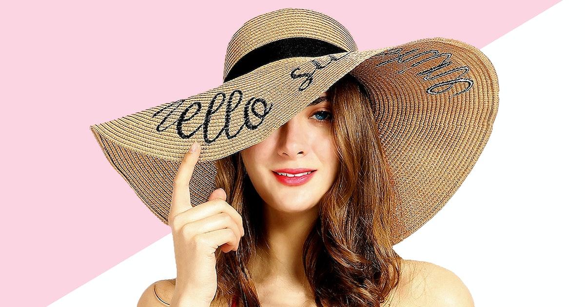 acc34d64085 The 7 Best Packable Sun Hats