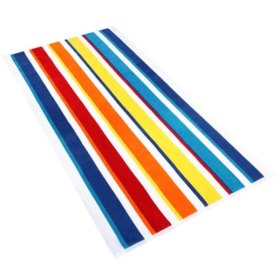 Kelsch Stripe Beach Towel
