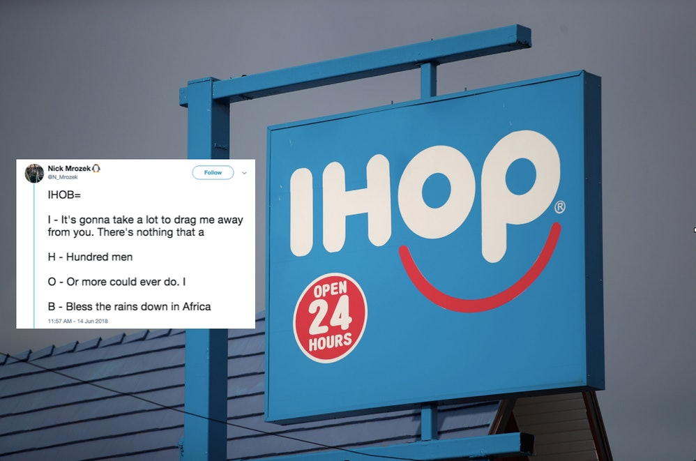 These Tweets About Ihob Acronyms Are So Creative Im Actually Impressed