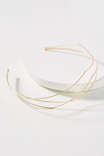 Linear Waves Headband