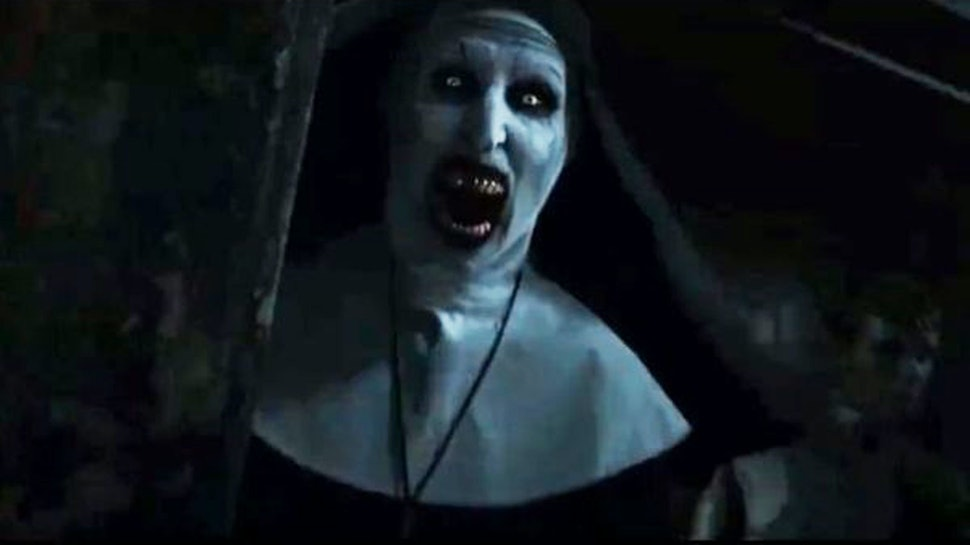 is 'the nun' based on a true story? the creepy answer will probably ...