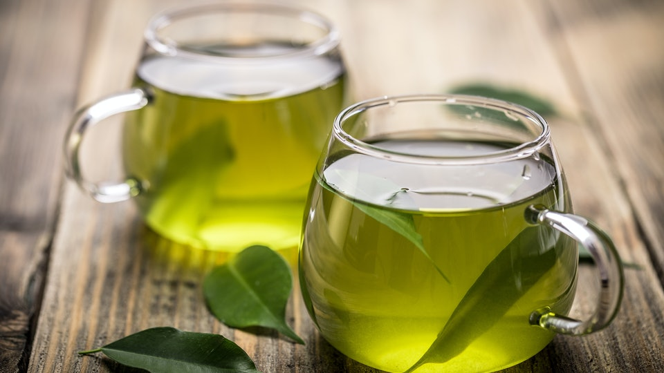 Should You Drink Green Tea While Trying To Conceive? It's