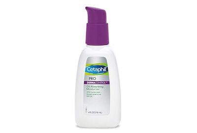 Cetaphil Dermacontrol Facial Moisturizer for Acne-Prone Skin, SPF 30